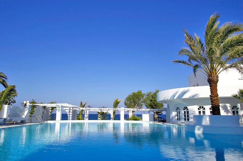 Seaside Beach Hotel Kamari