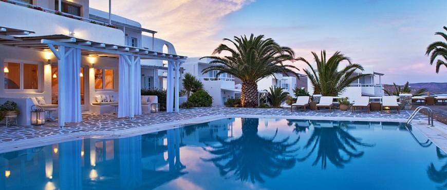 Anamar Mykonos Hotel & Suites
