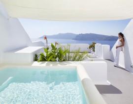 Kirini Suites & Spa Luxury Hotel
